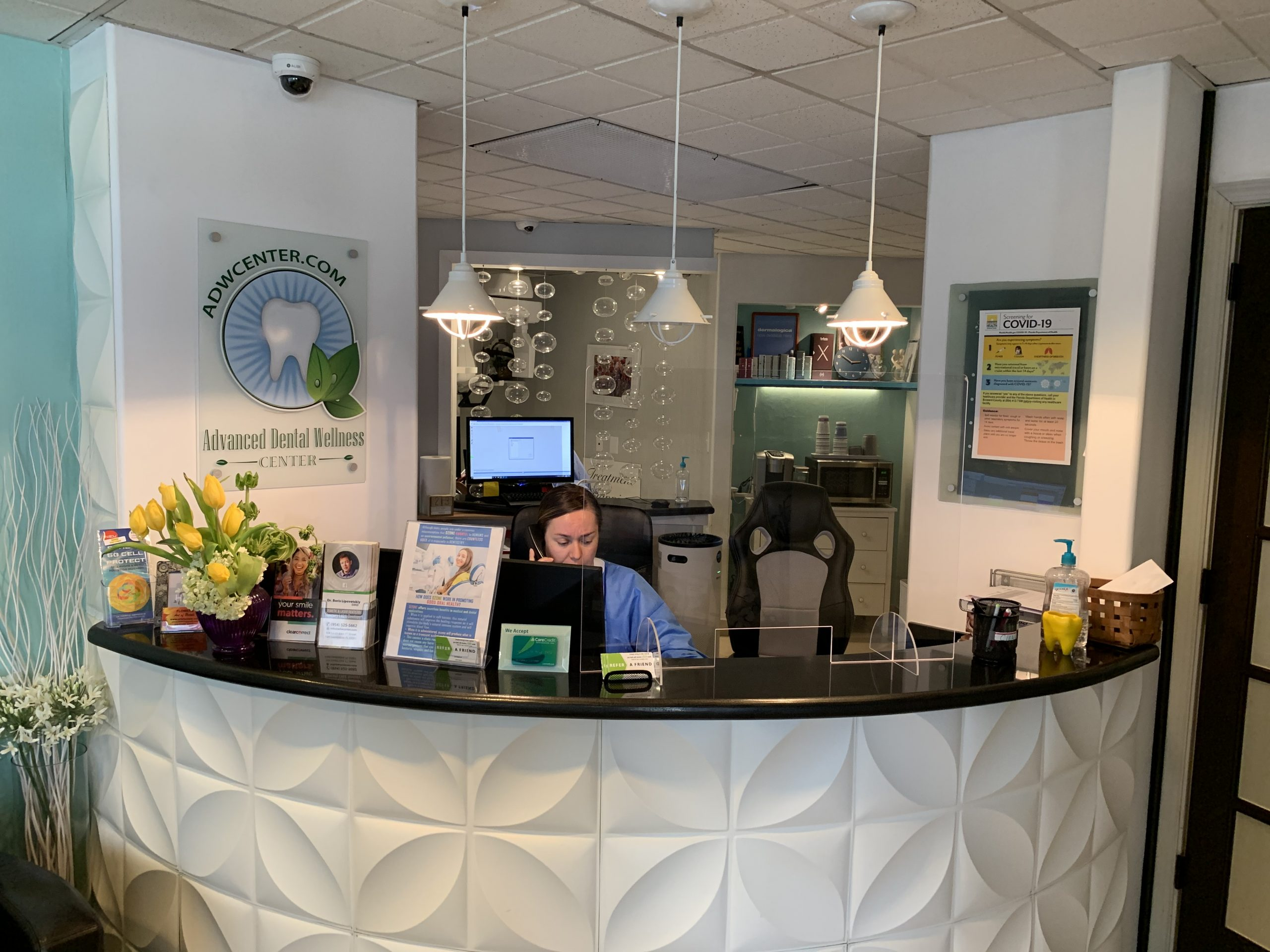 Advanced Dental Wellness of Ft Lauderdale -Office Pic